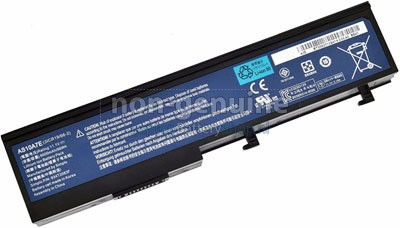 6000mAh Acer AS10A7E battery replacement