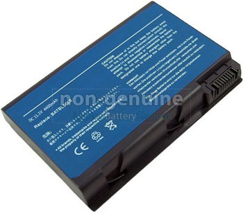 4400mAh Acer Aspire 5630 battery replacement