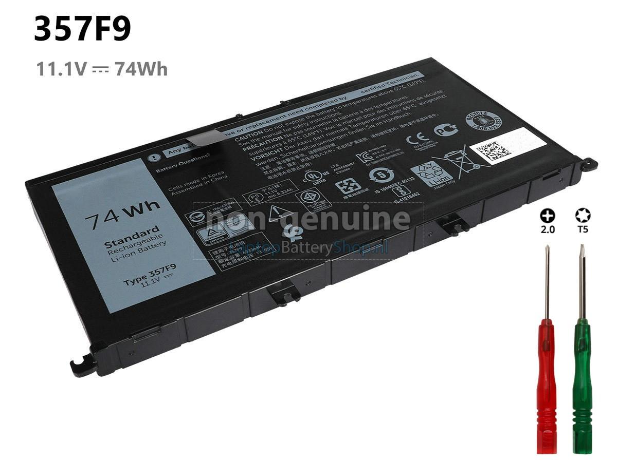 Dell Inspiron 15(5577) Battery