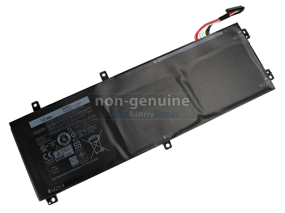 Dell XPS 15 9570 Battery