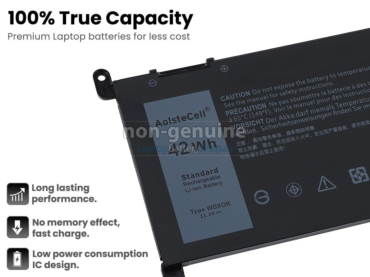 Dell Inspiron 15 (5567) Battery