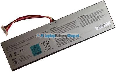 Gigabyte AORUS X7 V2 Battery